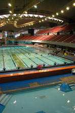 Zone 1 parc olympique outgames montr al 2006 for Club piscine montreal liquidation