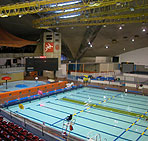 Zone 1 parc olympique outgames montr al 2006 for Club piscine montreal